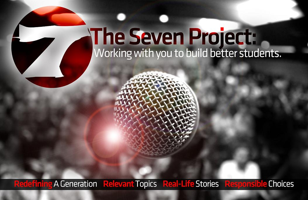 The Seven Project : from the Serving Him Ministry