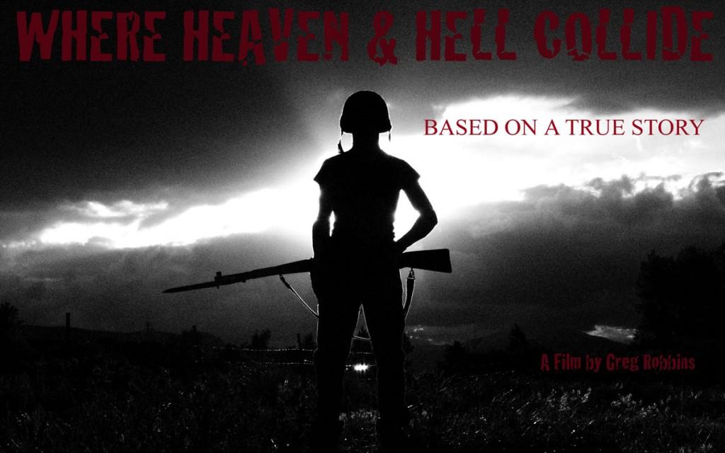 WHERE HEAVEN & HELL COLLIDE
