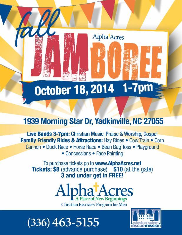 "Alpha Acres ""Fall Jamboree"""