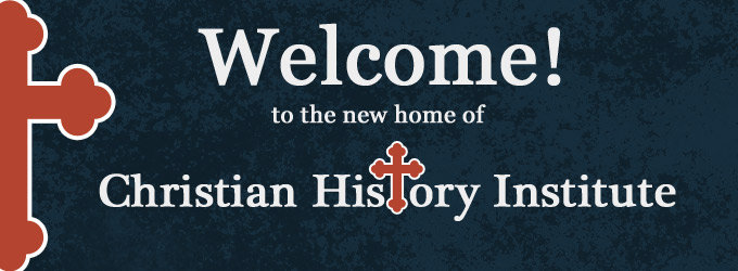 Christian History Institute