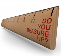 "Do You Measure Up? ""Funny Stuff"""