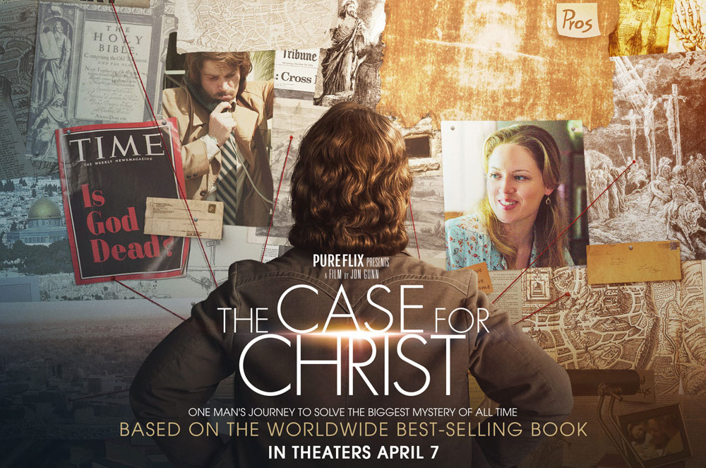 Brian Bird: The Case For Christ …In Theaters NOW