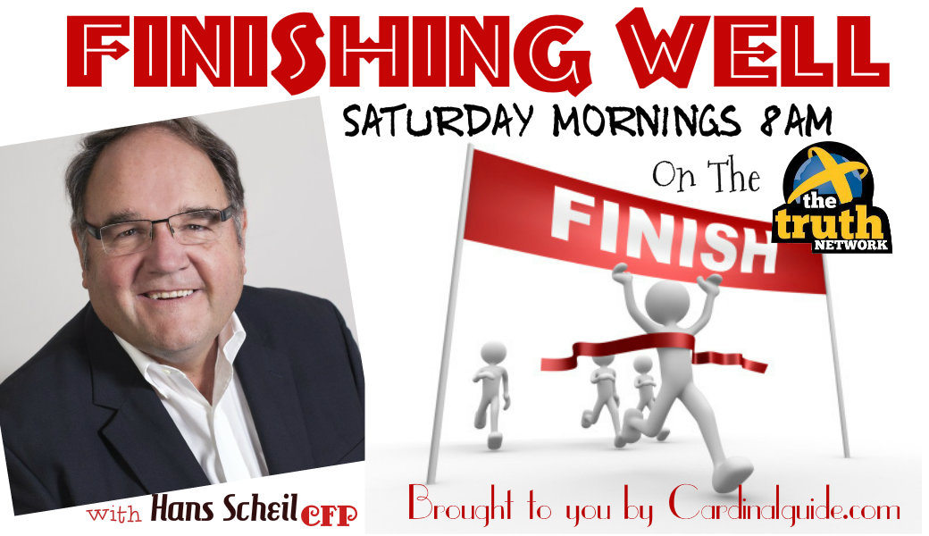 Finishing Well: Saturday Mornings at 8am on The Truth Network