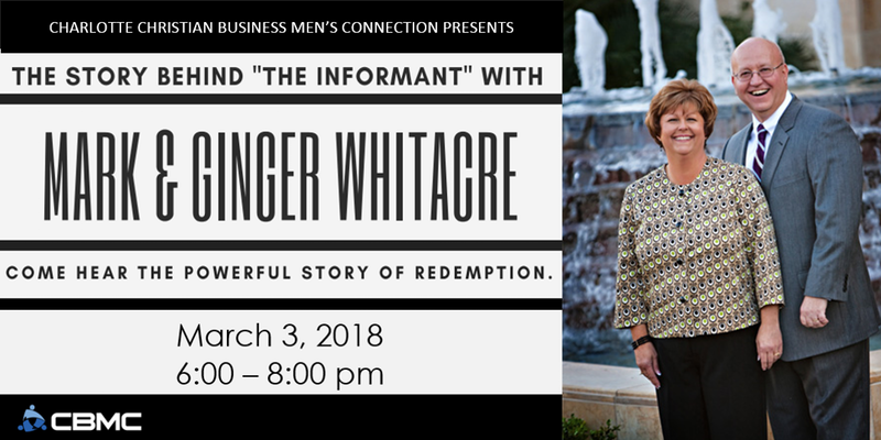 "THE STORY BEHIND ""THE INFORMANT"" with MARK & GINGER WHITACRE"