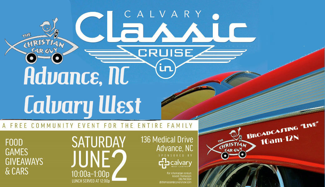 """Live"" At Calvary West June 2, 2018"
