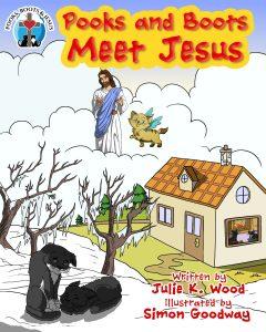 POOKS, BOOTS & JESUS