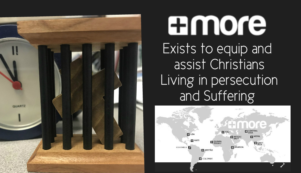 + More International – Equipping The Persecuted Church