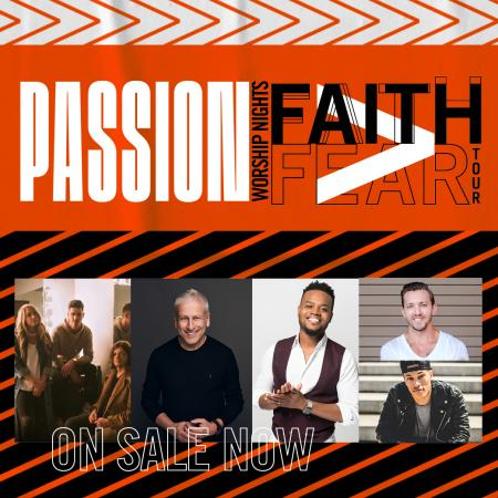 Passion Worship Night-Winston Salem October 17th At Winston Salem First