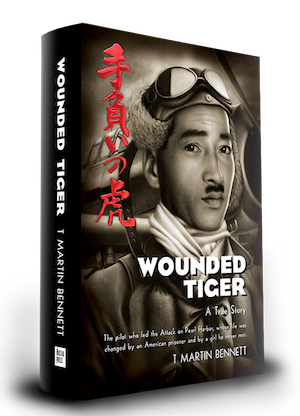 Martin Bennett – Upcoming Movie: Wounded Tiger