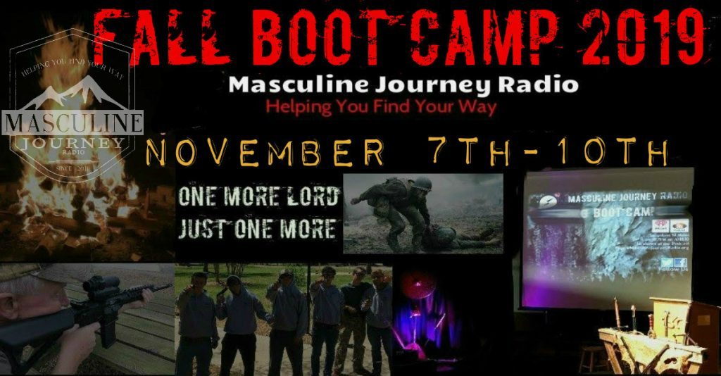 Masculine Journey Boot Camp